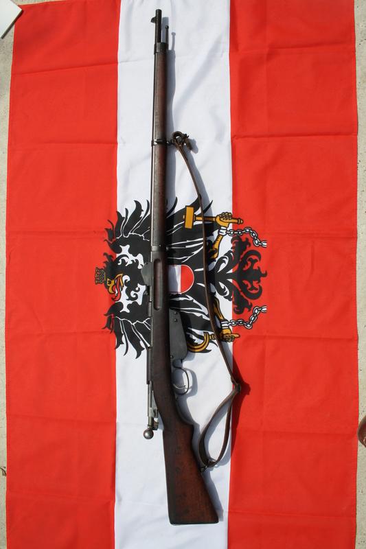 Fusil Mannlicher modèle 1888 Img_5148