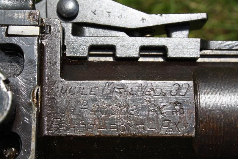 Fusil mitrailleur modèle 1930 Img_5234