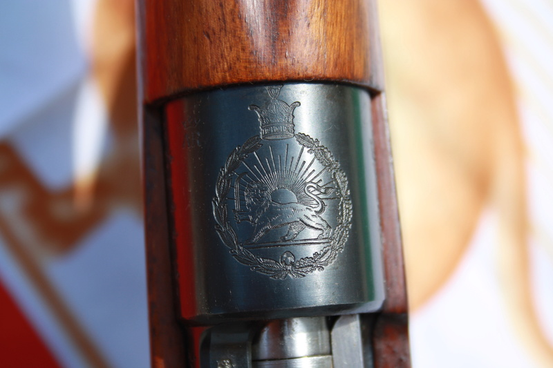 Fusil Mauser 1898/29 perse Img_6020