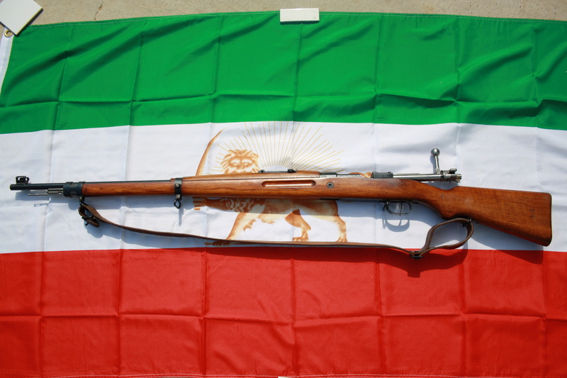 Fusil Mauser 1898/29 perse Img_6022
