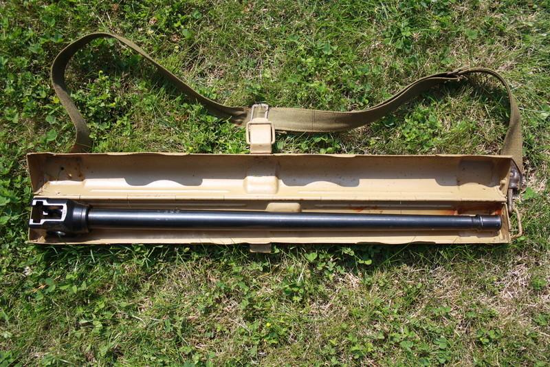 Porte canon et canon de rechange de MG42 Img_6213