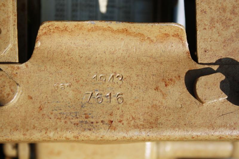 Lafette 42  (affut de MG 42) Img_6221
