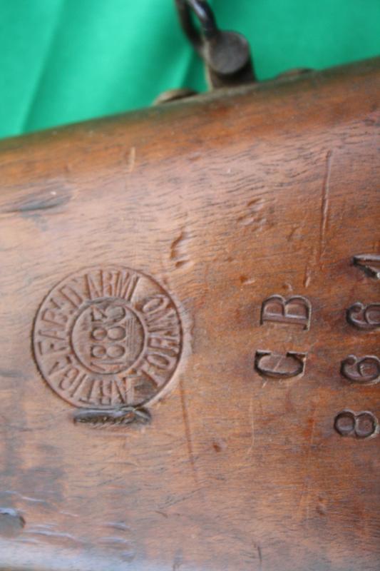 Fucile Vetterli Vitali Modello 1870/87/15 Img_8216