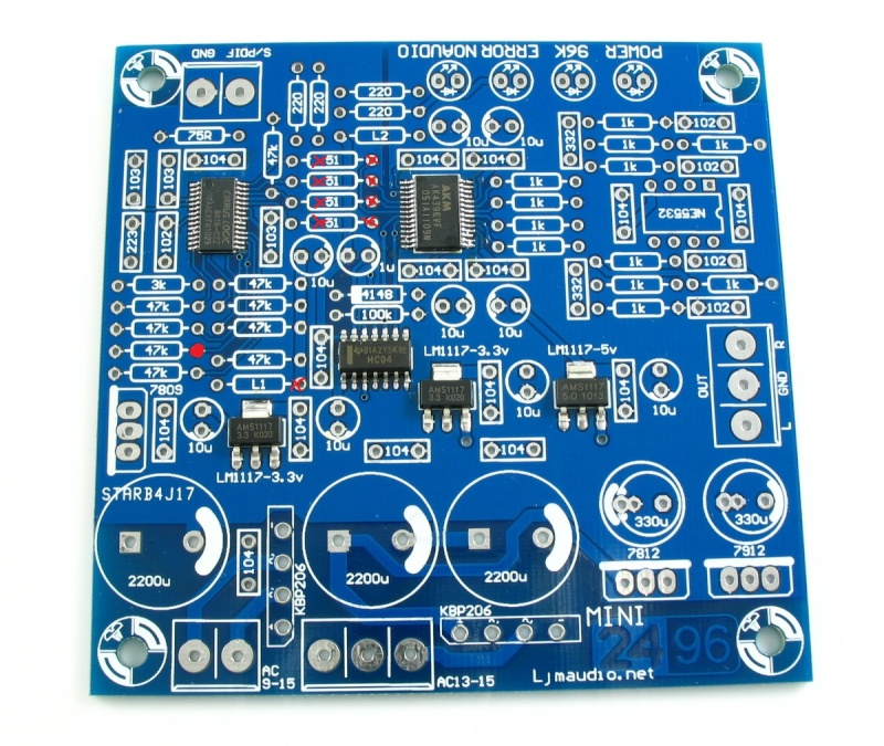 Mini 2496+WaveIO in I2S Mini_211