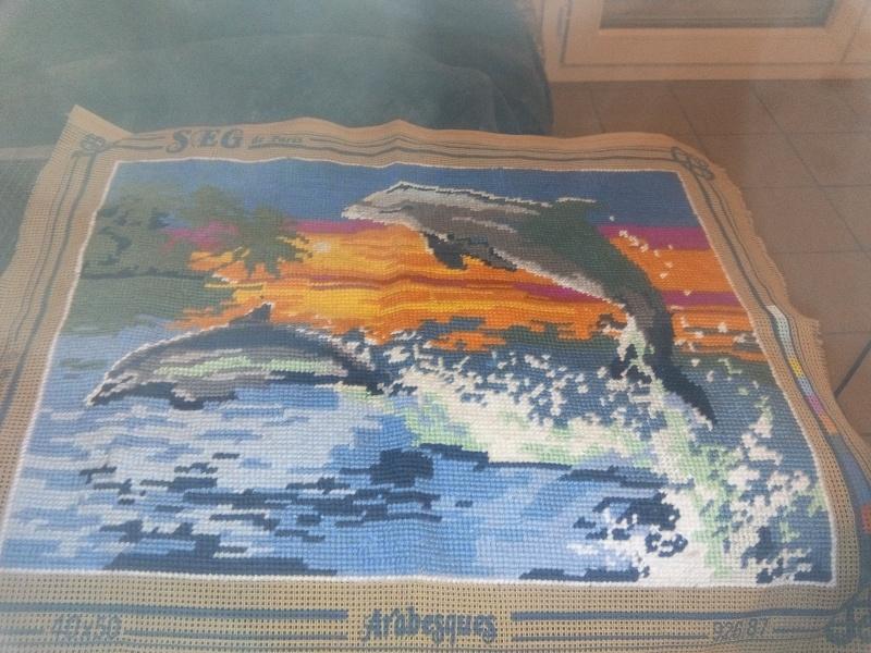 mes creations - tricot et canevas Caneva10