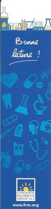 Santé et handicap en Marque Pages 8939_110