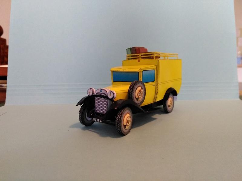 Projet : miniature de la Rosalie 15CV de Jean Daninos au 1/43 0_cami15