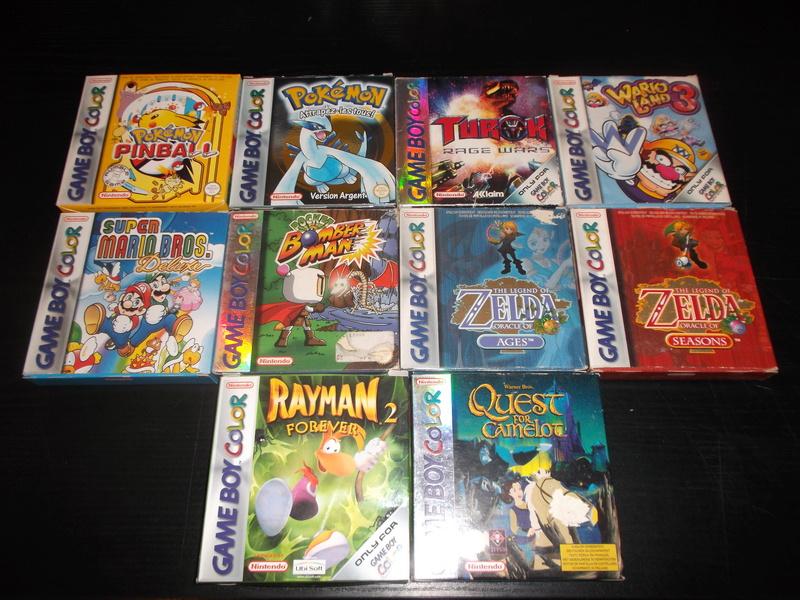 Liste Full set GameBoy Color [En construction] Dscf3410