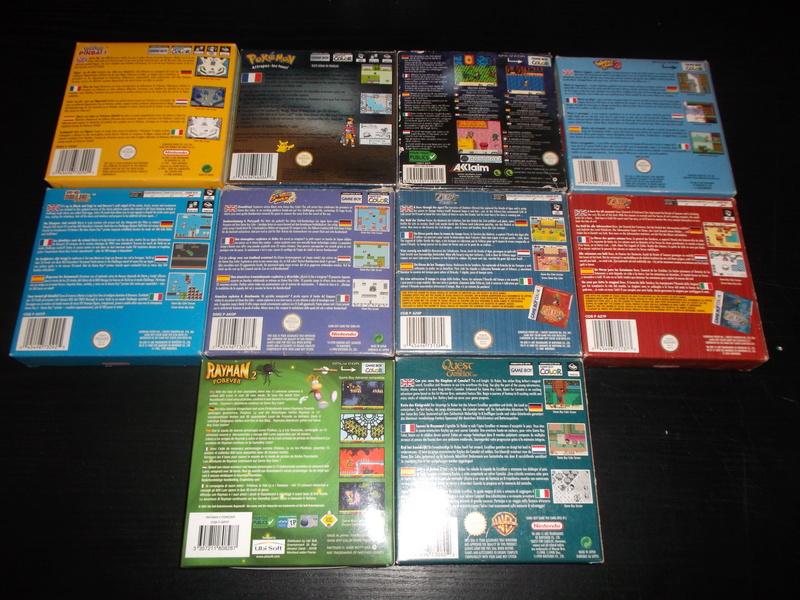 Liste Full set GameBoy Color [En construction] Dscf3411
