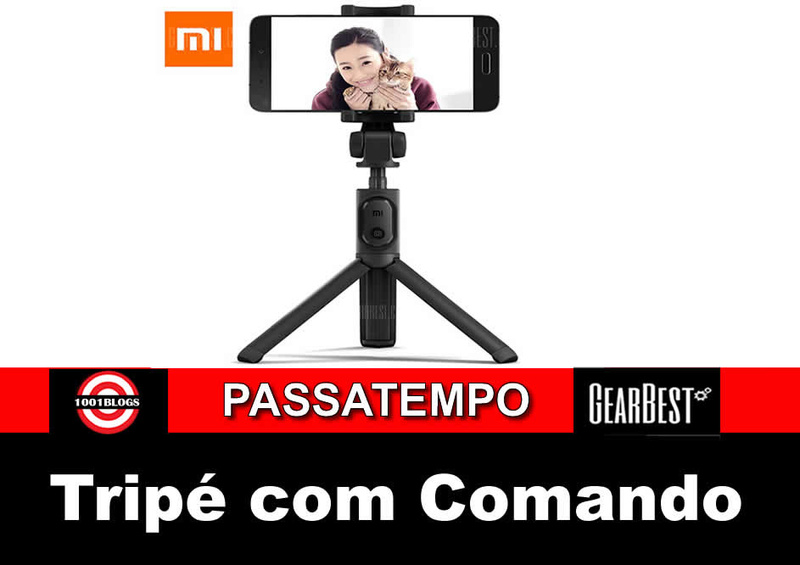 Passatempo 1001Blogs - Tripé / Selfie Stick com Comando da Xiaomi - Vencedora - Verónica Pardete! Passat10