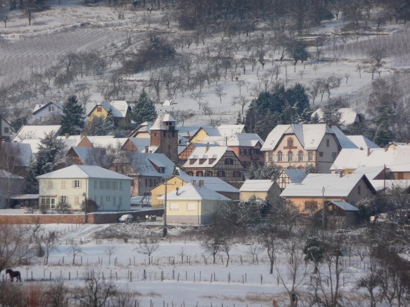 Vive la neige à Wangen ! P1000310