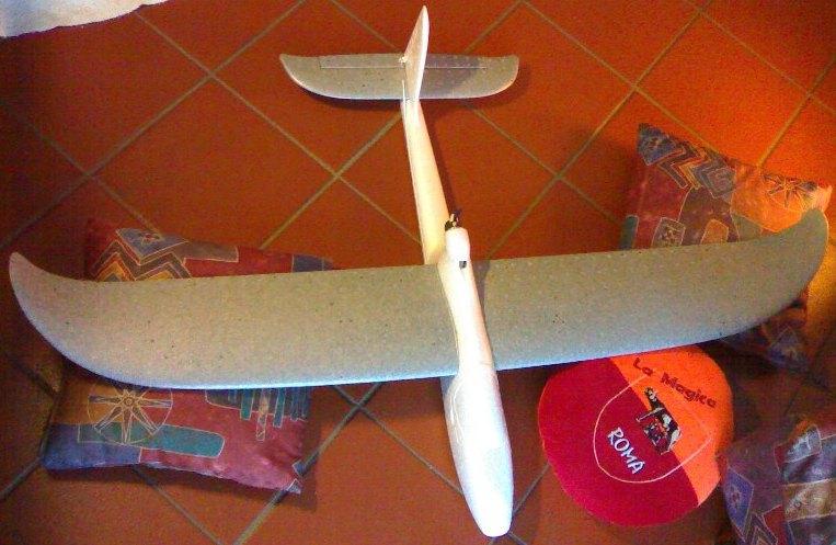 Iniziamo a volare con l'EASY STAR!!! 13012012