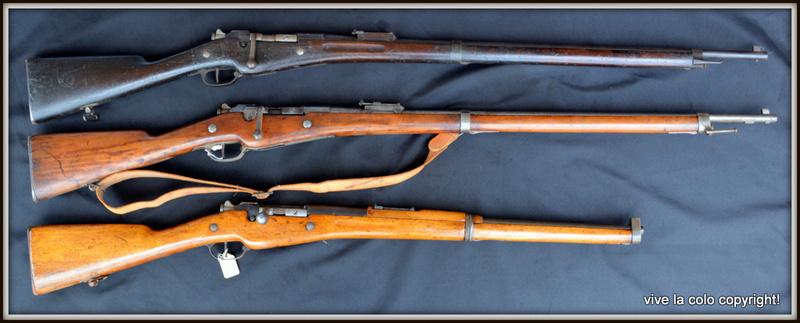 Une arme à rare boîtier St-Étienne 1907 Dsc_0416
