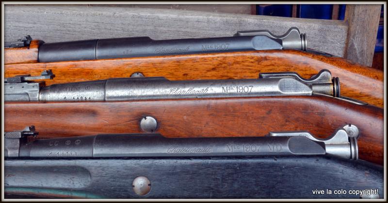 Une arme à rare boîtier St-Étienne 1907 Dsc_0417
