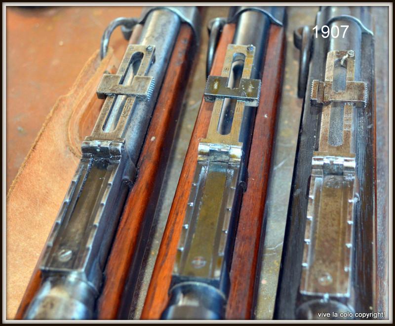 Une arme à rare boîtier St-Étienne 1907 Dsc_0420