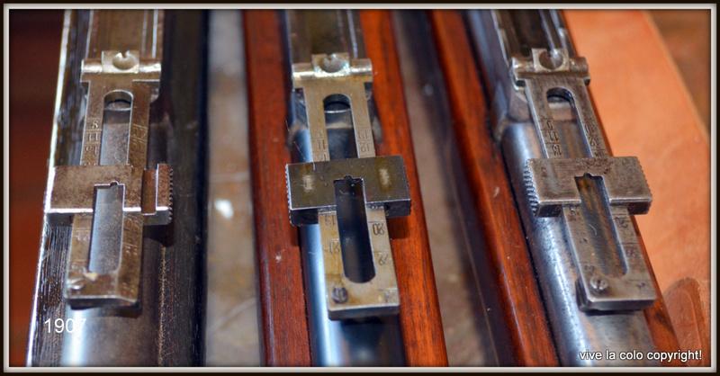 Une arme à rare boîtier St-Étienne 1907 Dsc_0424
