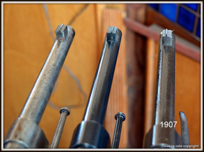 Une arme à rare boîtier St-Étienne 1907 Dsc_0425