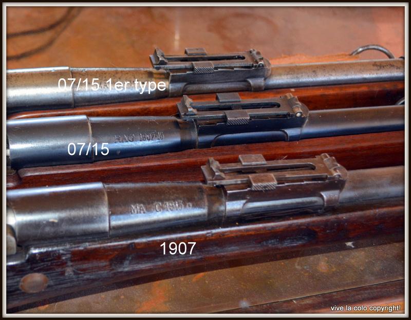 Une arme à rare boîtier St-Étienne 1907 Dsc_0427
