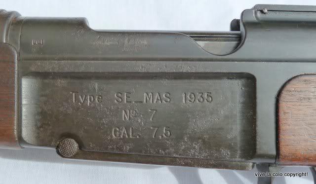 MAS 36 & évolution P1000611