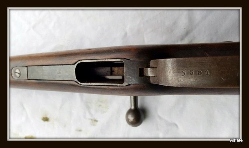 Les 1907-15 du contrat Remington Pa22410