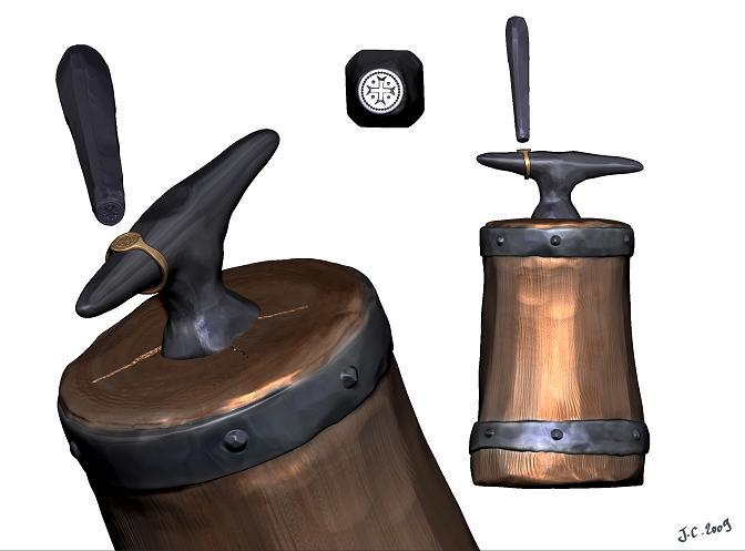 LOGICEL 3D POUR LE MODELAGE Bague_10