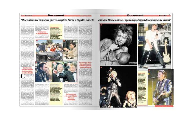 Exclusif - Le journaliste vedette PPDA raconte Johnny Hallyday 2010-016