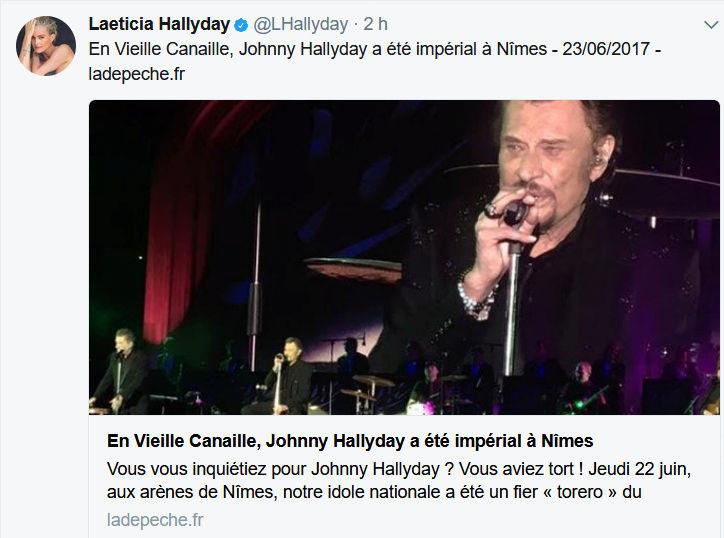Johnny :17 dates uniques pour assister au show des Vieilles Canailles  Captur44