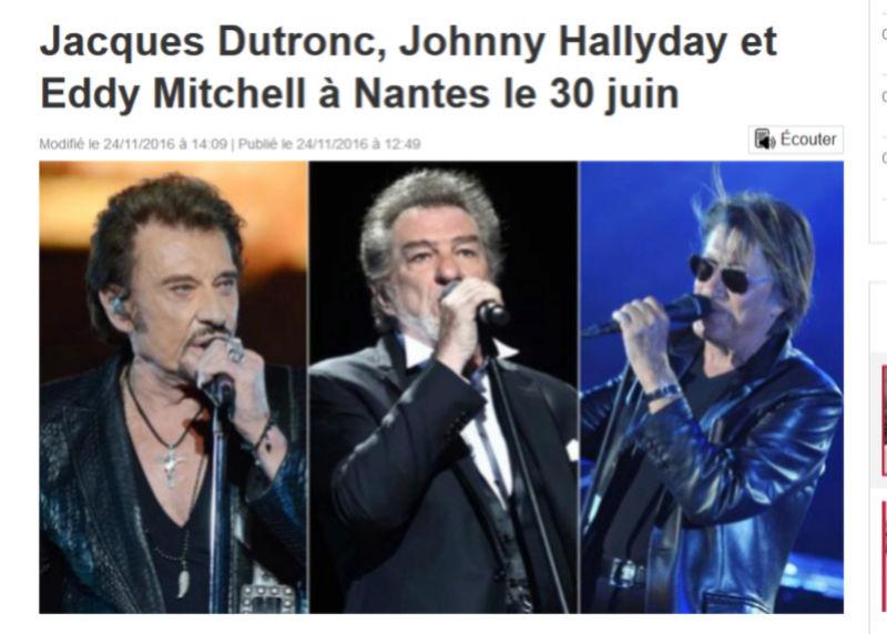 Johnny :17 dates uniques pour assister au show des Vieilles Canailles  Captur61