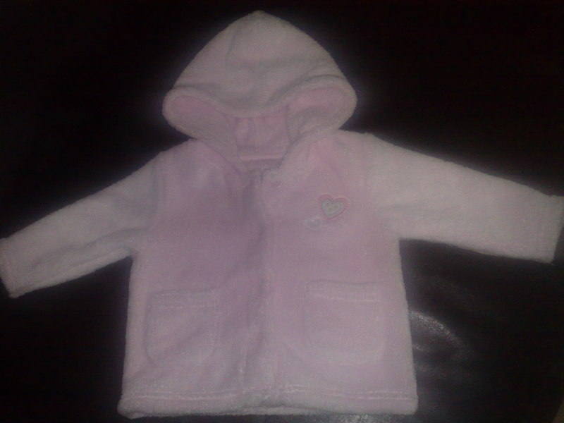 0-3 months girls clothes .. more to come ! 00910