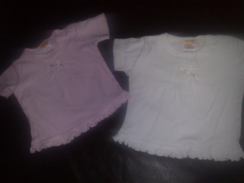 0-3 months girls clothes .. more to come ! 01110