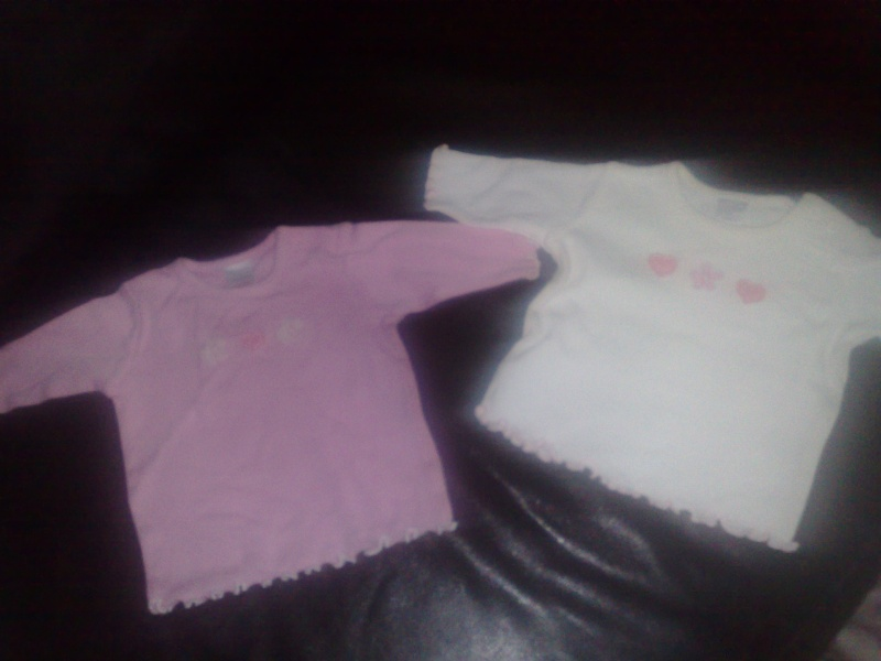 0-3 months girls clothes .. more to come ! 01210