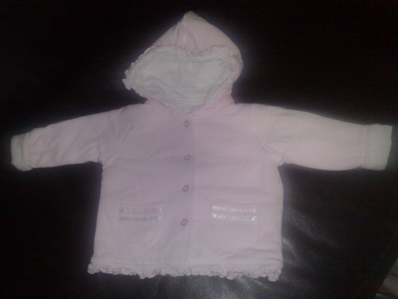 0-3 months girls clothes .. more to come ! 01310