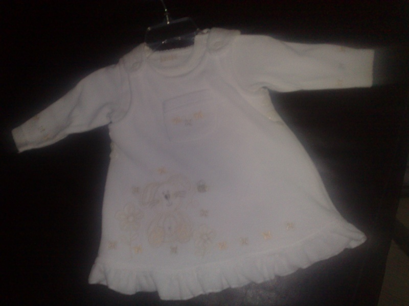 0-3 months girls clothes .. more to come ! 02310