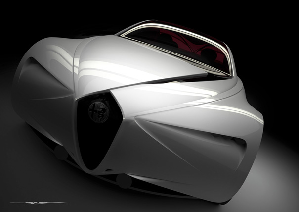 [Présentation] Le design par Alfa Romeo Alfa-s10