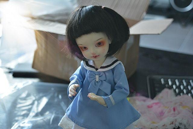 [Ai doll Raffy] Véga ♥ o(○`ω´○)9 - Forest walk bas p.5 15/01 First-10