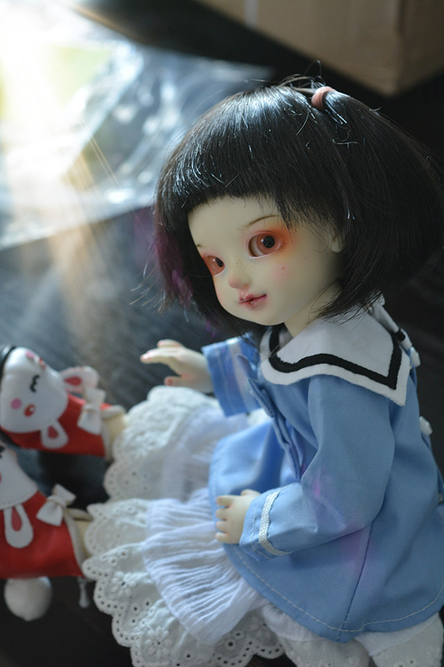[Ai doll Raffy] Véga ♥ o(○`ω´○)9 - Forest walk bas p.5 15/01 First-12