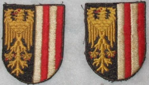 Austrian patches Image24