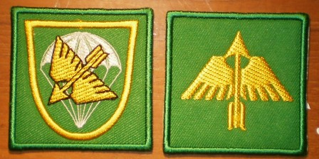 Finnish para patches P7180011