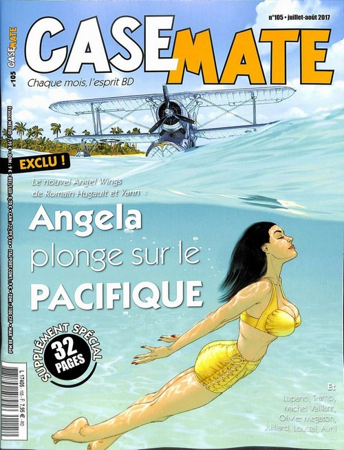 La Reprise de Michel Vaillant - Page 8 Casema10