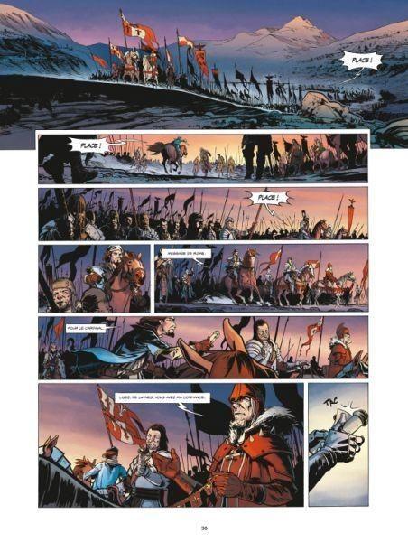 Avis divers sur diverses séries historiques - Page 3 Horaci10