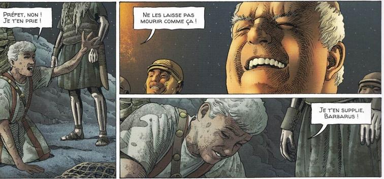 Alix Senator 6 : La Montagne des Morts - Page 3 Senato12