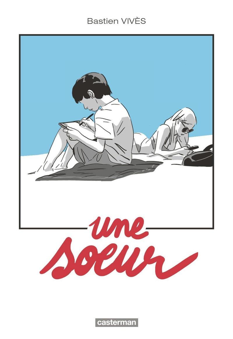 Bastien Vivès et la nouvelle BD Une_so10