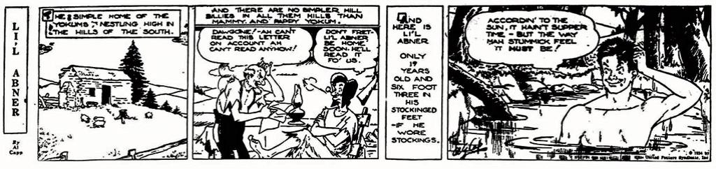 Un maître de la parodie : Al Capp - Page 7 Alcapp10