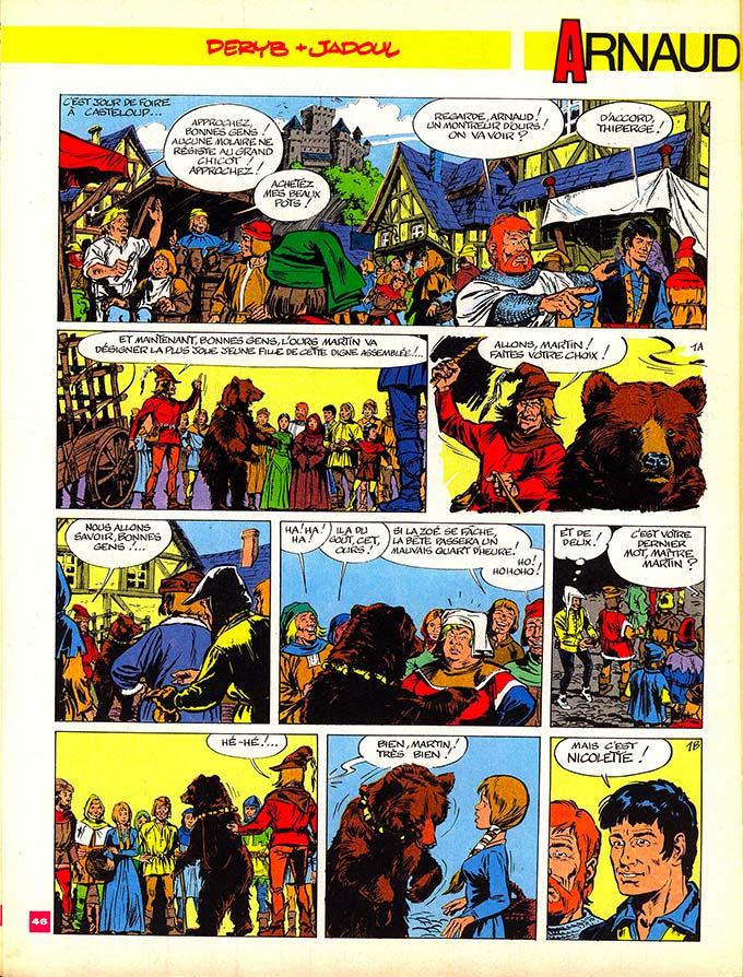 Derib et ses amis - Page 6 Arnaud10