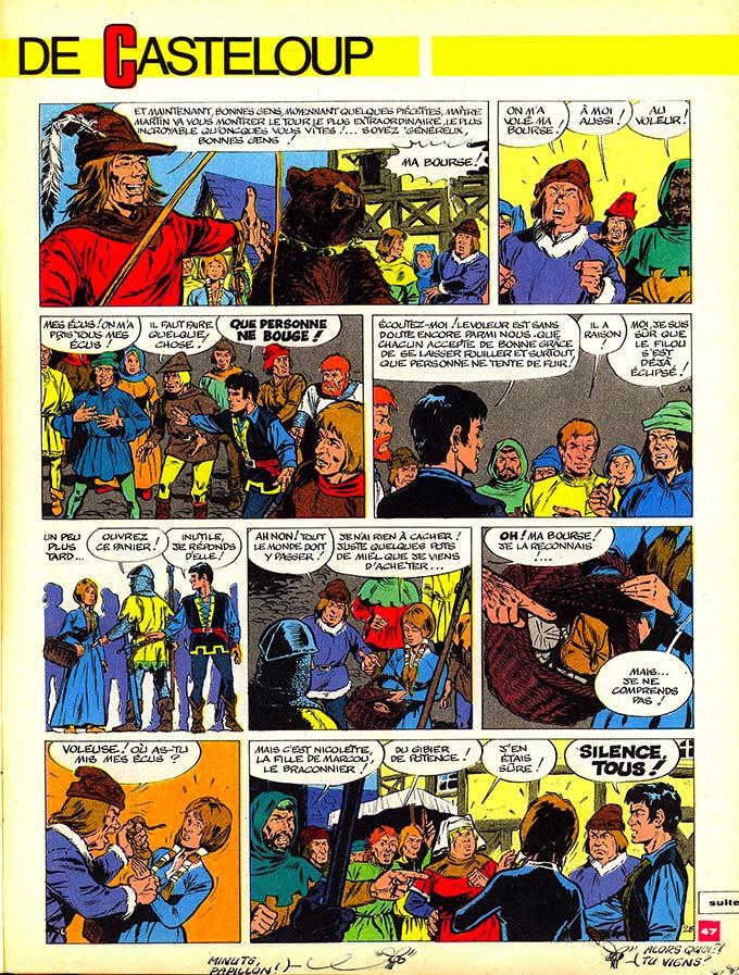 Derib et ses amis - Page 6 Arnaud11
