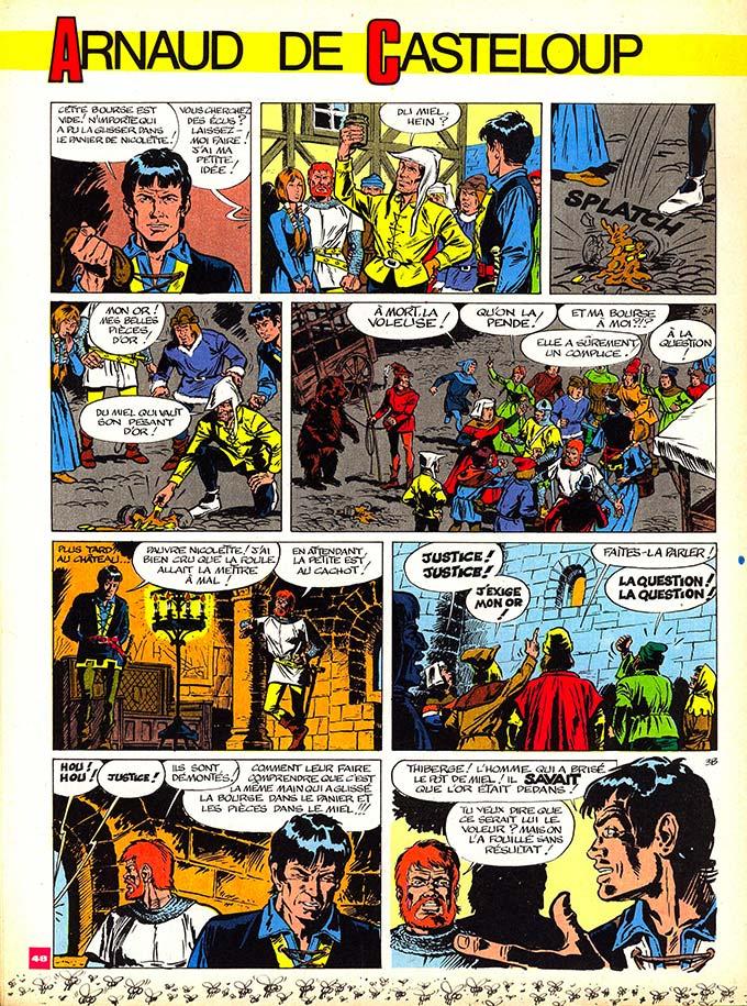 Derib et ses amis - Page 6 Arnaud12