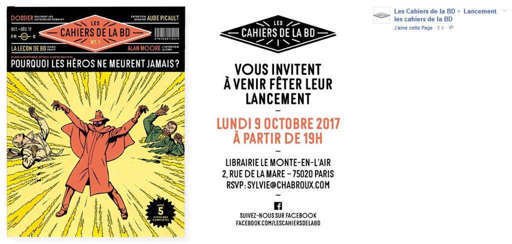 Les nouveaux CAHIERS DE LA BD Cahier10