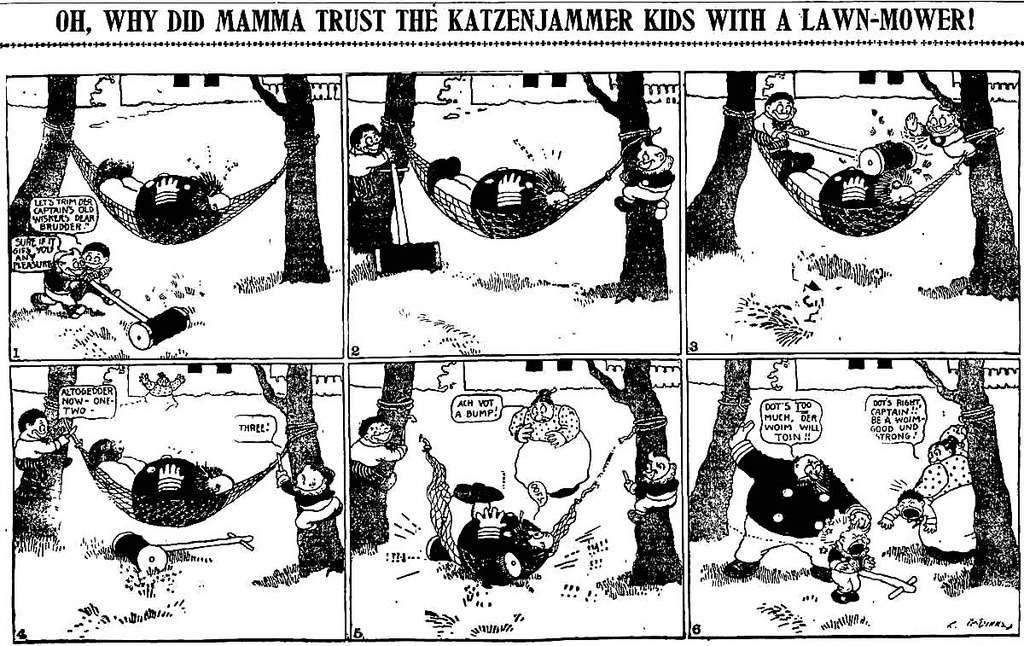 The Katzenjammer Kids (Pim Pam Poum) - Page 6 Dirks010