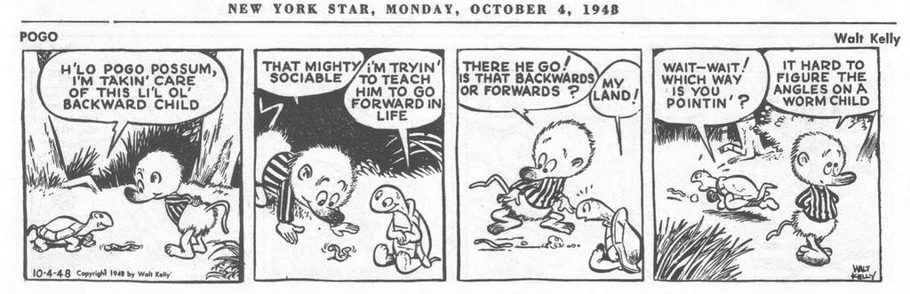 Walt KELLY et Pogo - Page 7 Pogo0410