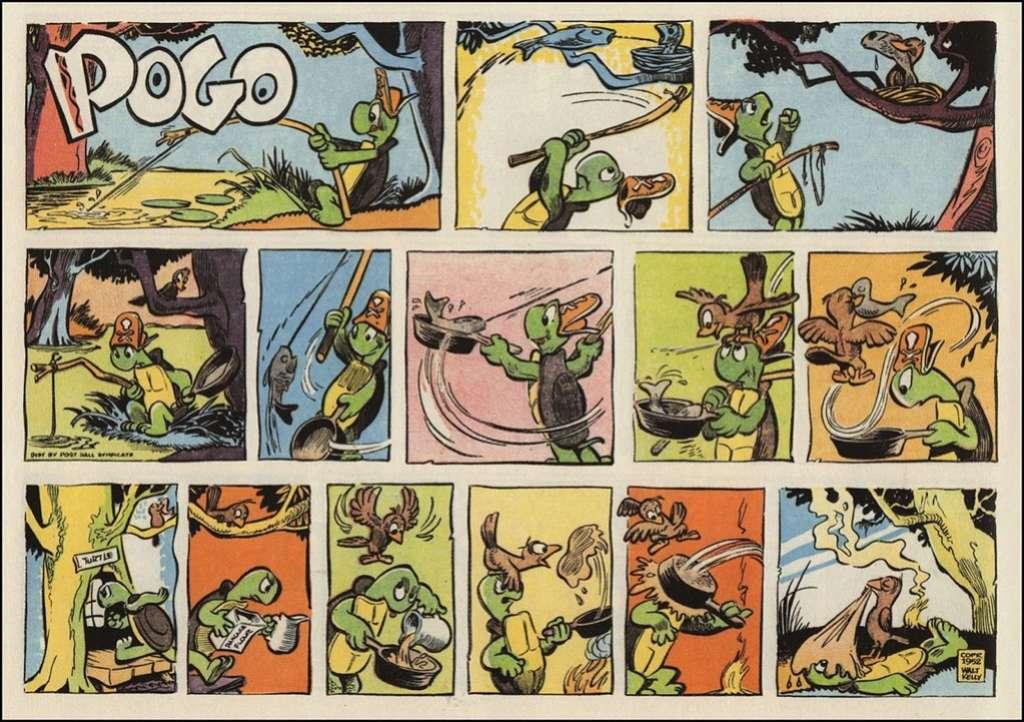 Walt KELLY et Pogo - Page 7 Pogomu10